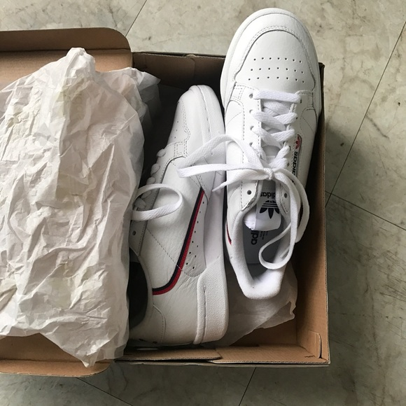 reputable site 5f2a9 da0a4 adidas Shoes - NEW in box Adidas Continental 80